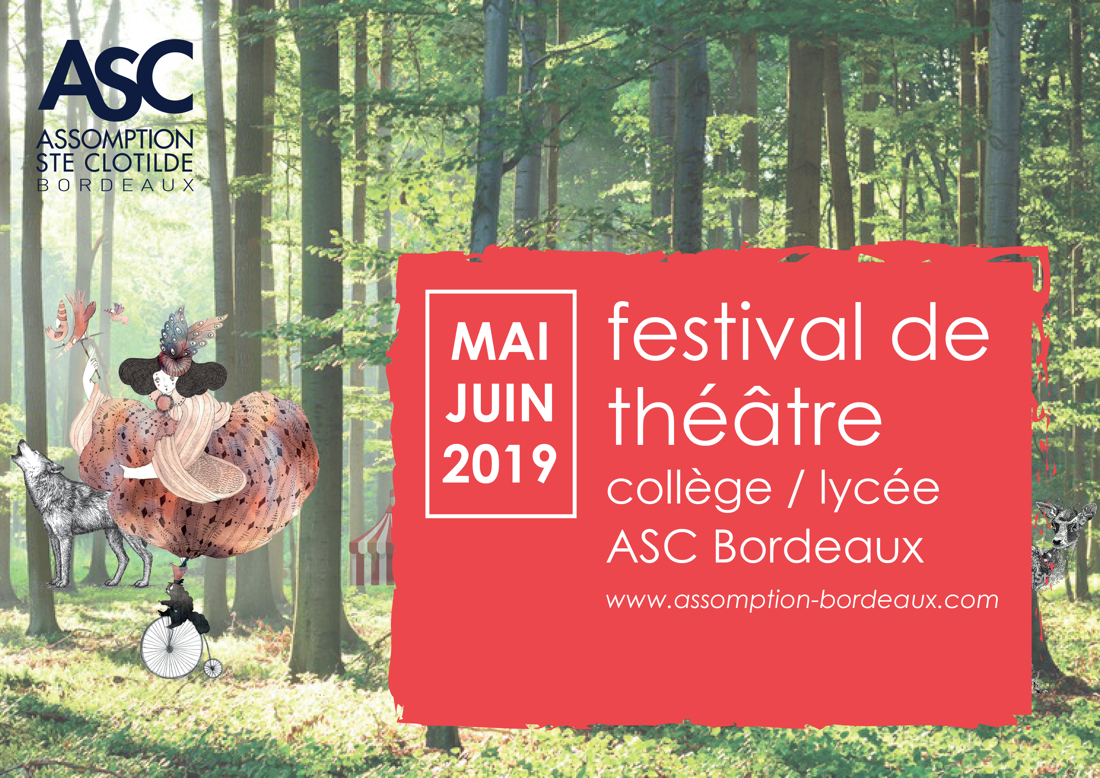 THEATRE COLL LYCEE 2019 1